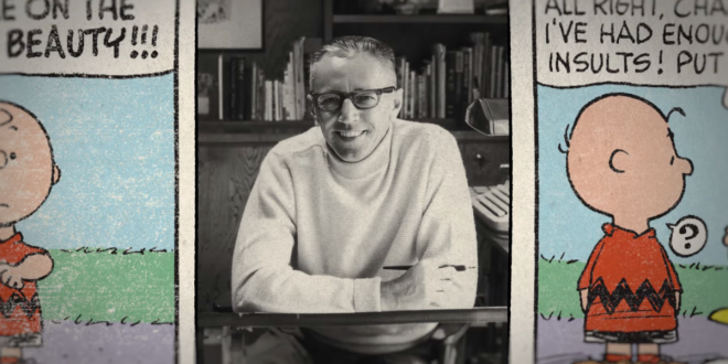 This New Documentary on Peanuts Creator Charles Schulz Looks Like a Security Blanket for Your Soul