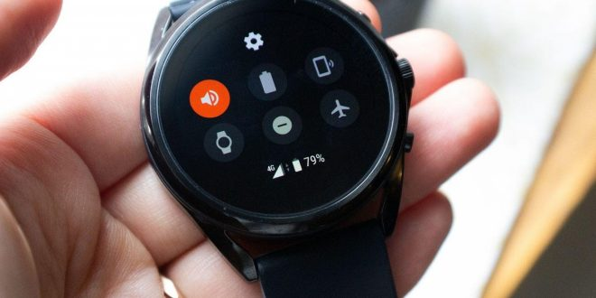 Fossil Will Launch a Premium Smartwatch That Runs on Google's New Wear OS in the Fall
