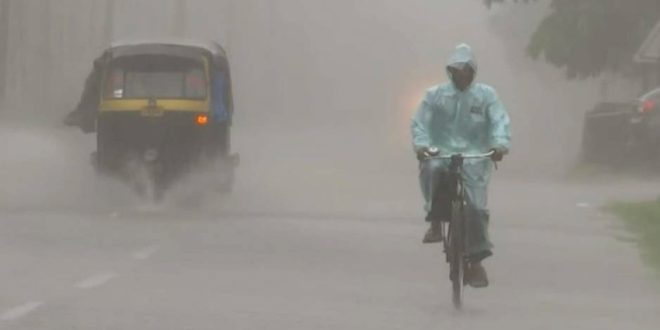 IMD Issues Heavy Rainfall Alert For Odisha; SRC Asks Collectors To Monitor Situation