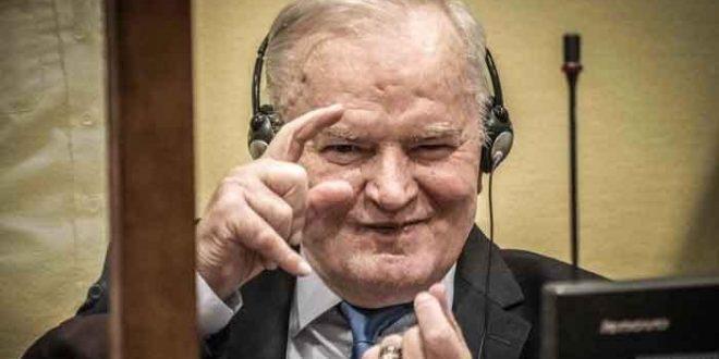 Court upholds life sentence for 'Butcher of Bosnia' Mladic