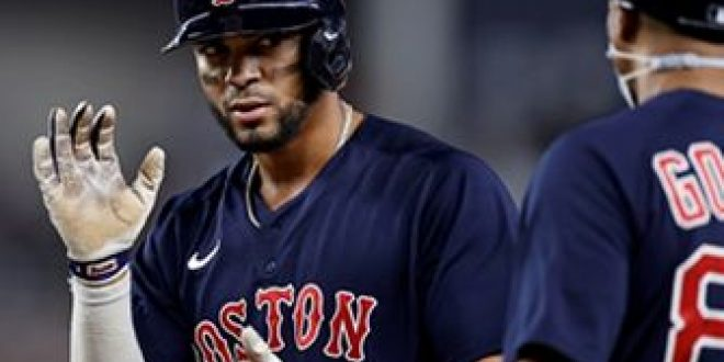 Xander Bogaerts two-run double in extras delivers Red Sox 6-5 comeback win over Yankees