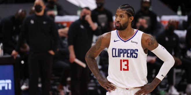 PG welcomes 'Playoff P' taunts, vows better play