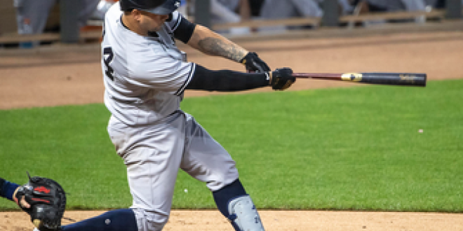Gary Sanchez and Miguel Andujar power Yankees to 8-4 win over Twins
