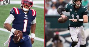 Marcellus Wiley: Carson Wentz has a hotter seat than Cam Newton since his role is unclear with the Colts I SPEAK FOR YOURSELF