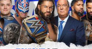 Friday Night SmackDown: June 11, 2021