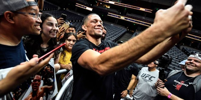 The behind-the-scenes stories of Nate Diaz, as told by those who know him best