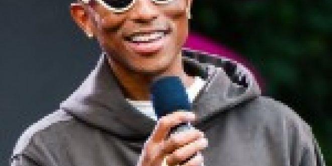 Pharrell Williams Teams With Chanel on Mentorship Program for Black & Latinx Entrepreneurs