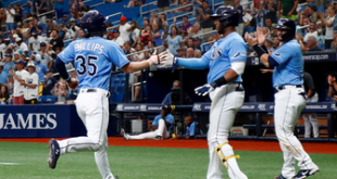 Rays take early lead and hold on for 5-4 win over Orioles