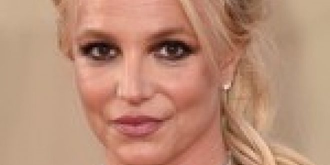 Britney Spears Shares the Tattoo That 'You Never See'