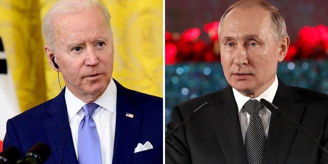 Biden prepares to confront Putin
