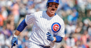 Anthony Rizzo, Joc Pederson propel Cubs over Cardinals, 8-5