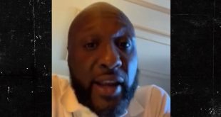 Lamar Odom 'Hurt' Over Lakers Early Exit, L.A. Needs One More Piece!