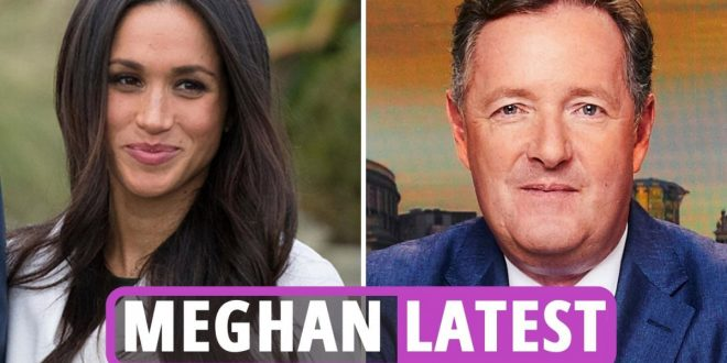 Meghan Markle latest news – Prince Harry and Duchess ordered to SHUT UP by Piers Morgan because 'people are sick of you'