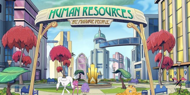 Big Mouth Spinoff Human Resources Reveals Its Monstrous Voice Cast