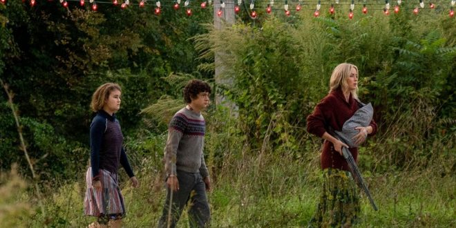 A Quiet Place 2's Ending Will Inform the Spin-off, According to John Krasinski
