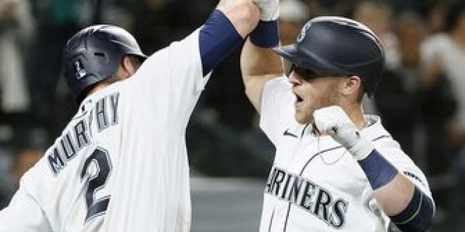 Mariners beat Twins, 4-3, thanks to Jake Bauers' go-ahead homer in the eighth
