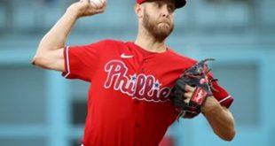Zack Wheeler twirls a gem as Phillies blank Dodgers, 2-0