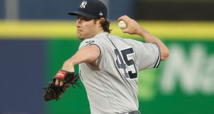 Cole airs frustration on grip, tells MLB 'talk to us'
