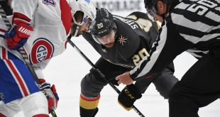 NHL Playoffs Daily: Golden Knights have center concerns for Game 3 against the Canadiens