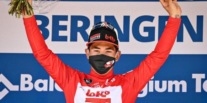 Australian Ewan named Lotto leader for Tour de France