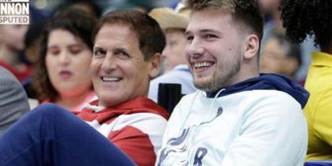 Skip Bayless: Luka Doncic & Mark Cuban make the Mavericks' coaching job a total nightmare   UNDISPUTED