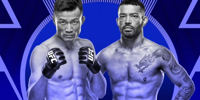 Viewers guide: Ige had a tiny reason to say no, but ambition drew him to Jung fight
