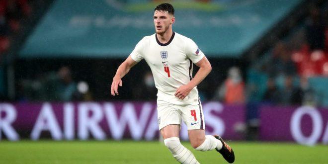 """We need to improve""   Declan Rice on England performance"
