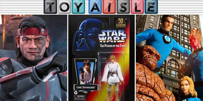 Star Wars Goes New School and Old School, and More of the Best Toys of the Week