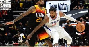 Skip Bayless: The Clippers' ceiling is beating Utah without Kawhi Leonard at home in Game 6 I UNDISPUTED