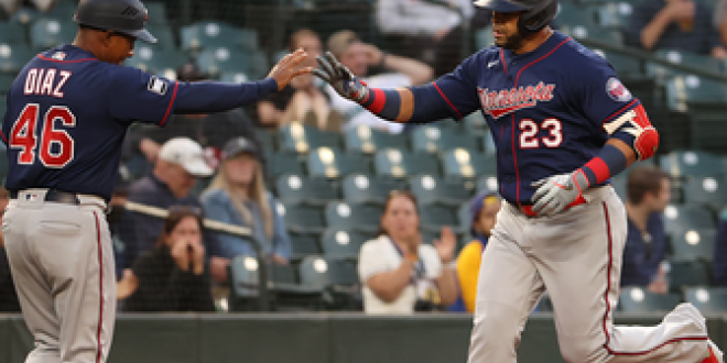 Twins snap three-game skid with 7-2 win over Mariners