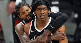 After 50 years, of course it would be Terance Mann to help the Clips finally break through