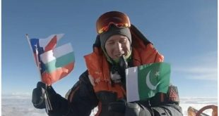 After scaling Mt Everest, American mountaineer pays tribute to Sadpara