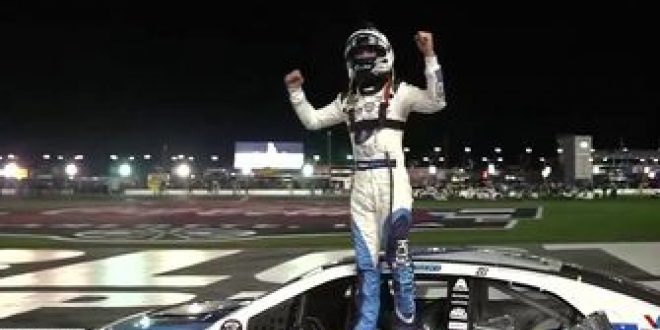 FINAL LAPS: Kyle Larson pulls away from Hendrick teammates for dominating Coke 600 win