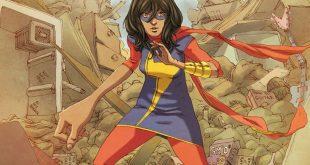 Ms. Marvel Comic Miniseries to Hit Shelves This September