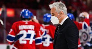 Canadiens' Ducharme symptom-free, eyes return