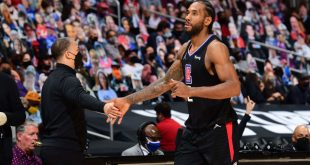 Kawhi out for Game 2 vs. Suns; Morris uncertain