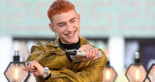 Olly Alexander's Cover Of Lady Gaga's 'Edge Of Glory' Is Queer AF