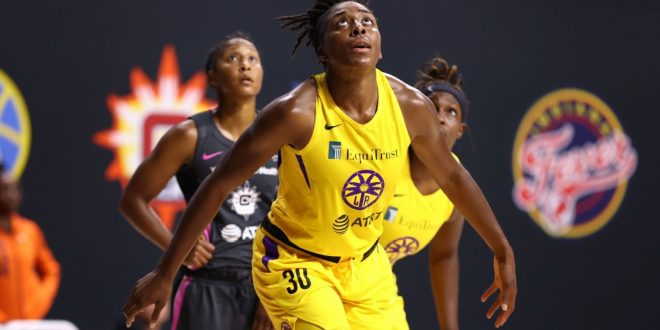 Fisher: Ogwumike's Olympics snubs 'a travesty'