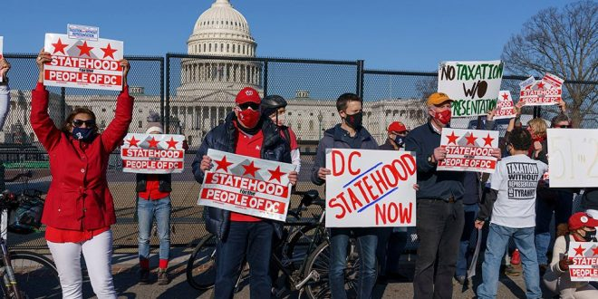 As Senate convenes hearing, more than 300 faith leaders declare support for DC statehood