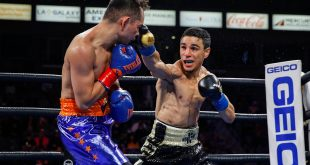 Halimi and Oubaali: Boxing champions united by different faiths