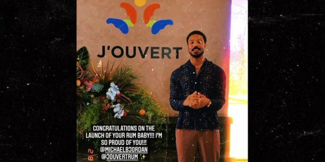 Michael B. Jordan Apologizes for J'ouvert Rum Line, Says He'll Rebrand