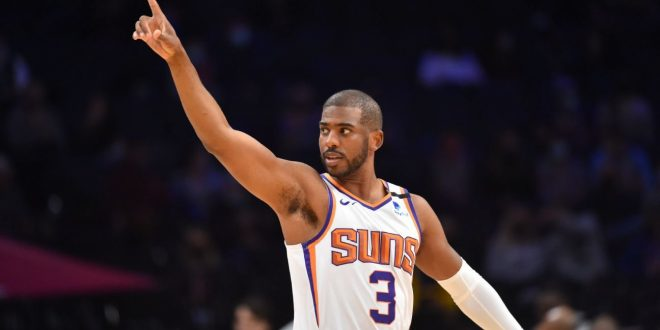 Suns' Paul probable for Game 3; Clips' Kawhi out