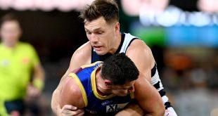 AFL fans cringe at 13-year low