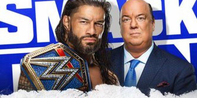 SmackDown: June 25, 2021