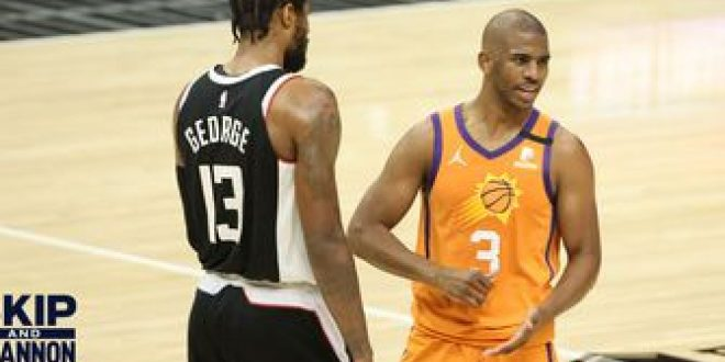 Chris Broussard: The Clippers beat the Suns in GM 3 because of their defense, particularly in the backcourt I UNDISPUTED
