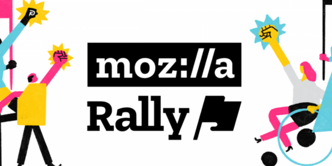 Rally, Mozilla's New 'Privacy-First' Platform, Shares Your Data With Researchers Rather Than Advertisers