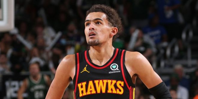 Trae hounded by Bucks' D, says loss 'all on me'