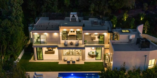 Brooklyn Beckham & Fiancee Snap Up Beverly Hills Fortress of a Home