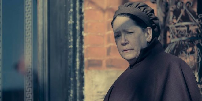 The Handmaid's Tale Sequel, The Testaments Has Big Plans for Aunt Lydia