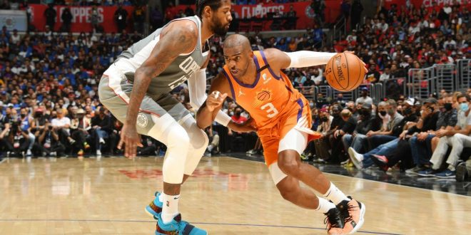 Suns on cusp, inspired to get CP3 in first Finals